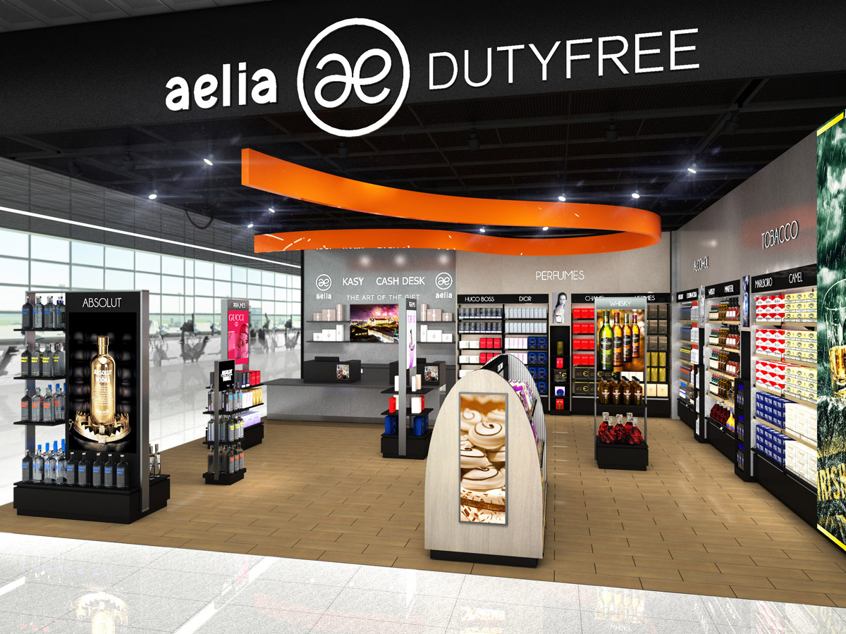 Aelia duty free